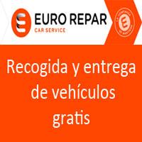 Recogida y entrega de vehículos gratis
